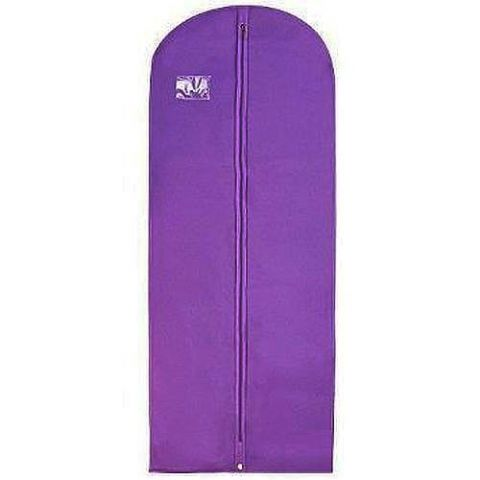 Purple Dress Clothes Garment Cover